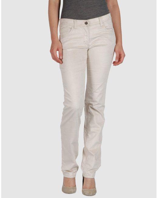 18fc2f08a66b Versace - Multicolor Pantalon - Lyst ...