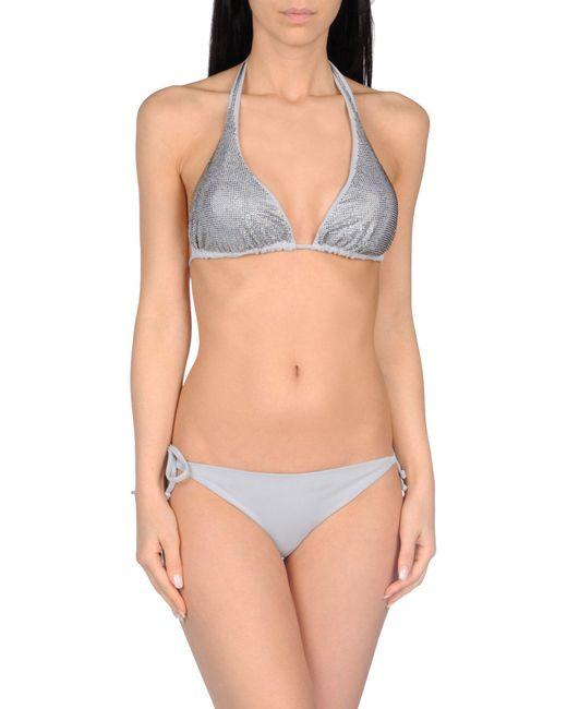 Fisico | Gray Bikini | Lyst