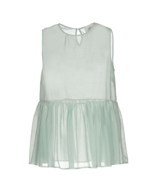 Jucca - Green Top - Lyst