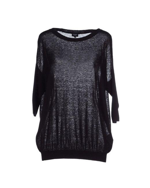 Snobby Sheep - Black Sweaters - Lyst