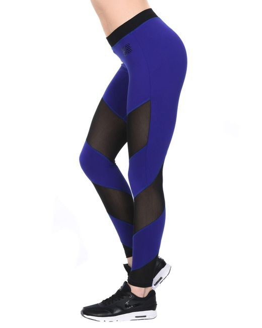 Monreal London - Purple Leggings - Lyst