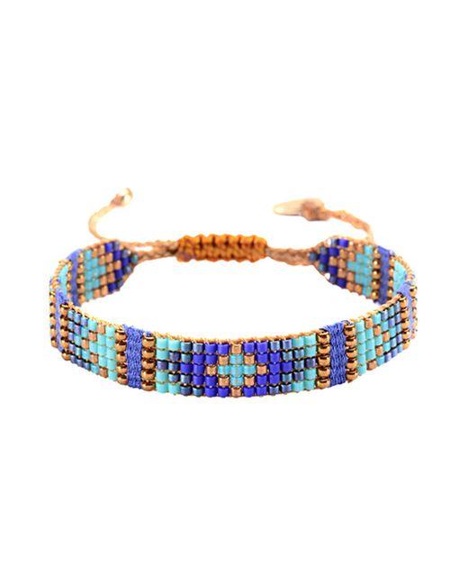 Mishky - Blue Bracelet - Lyst
