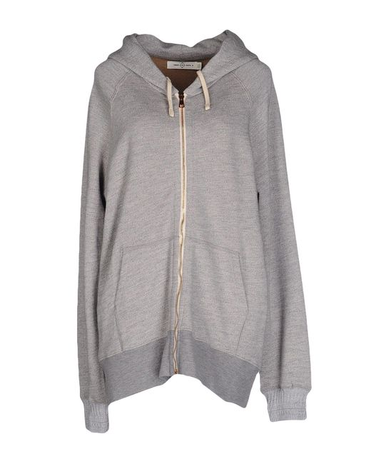 Things On Earth | Gray Sweatshirt | Lyst