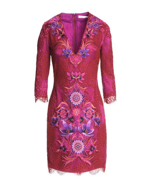 Matthew Williamson - Multicolor Short Dress - Lyst