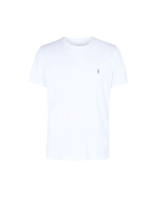 AllSaints White T-shirt for men