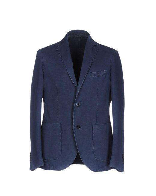 Eddy & Bros - Blue Blazer for Men - Lyst