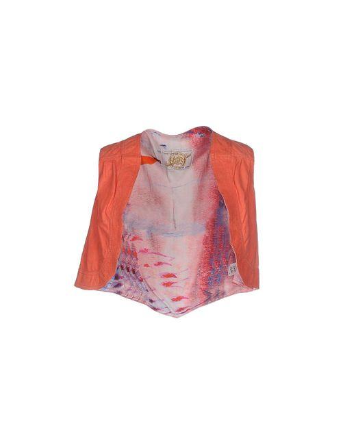 Vintage De Luxe - Pink Top - Lyst