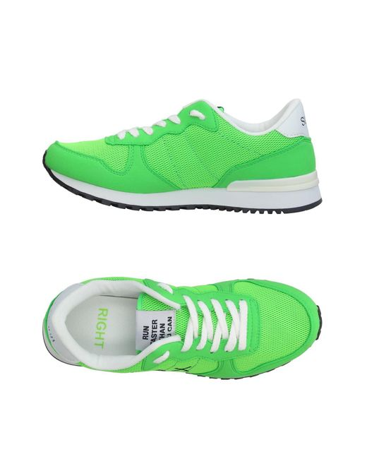 Sun 68 - Green Low-tops & Sneakers for Men - Lyst