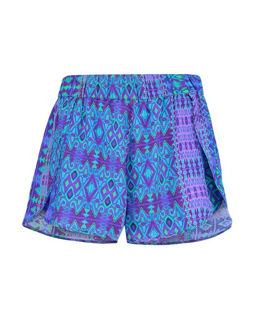 Matthew Williamson - Blue Shorts - Lyst