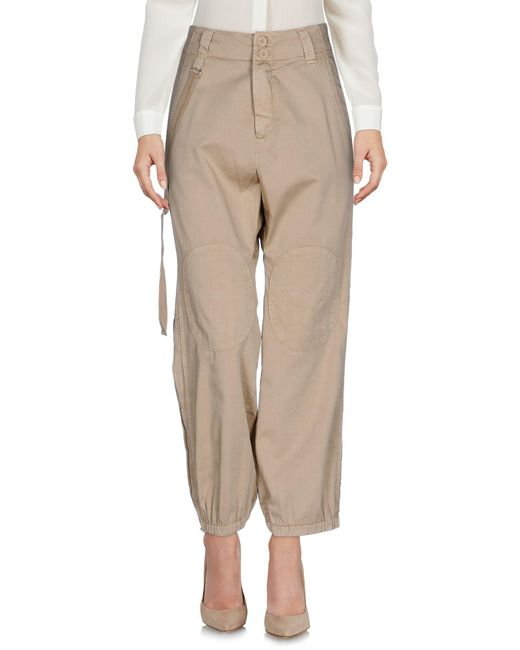 Dondup | Natural Casual Trouser | Lyst