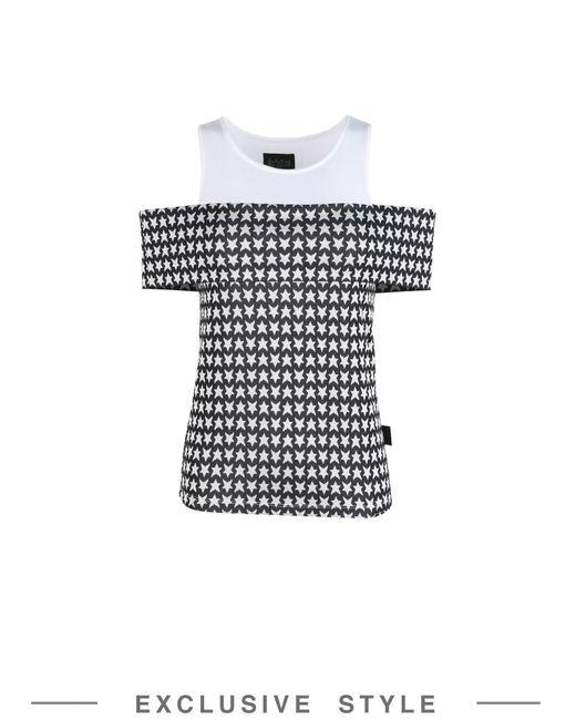 Kye - Black T-shirt - Lyst
