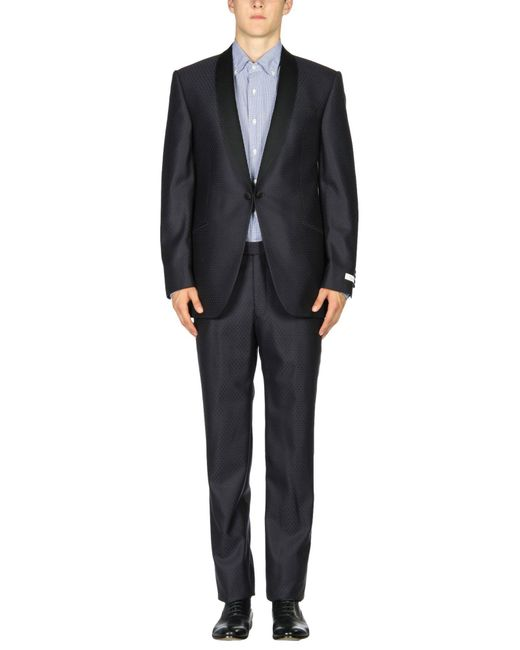 Richard James | Blue Suit for Men | Lyst