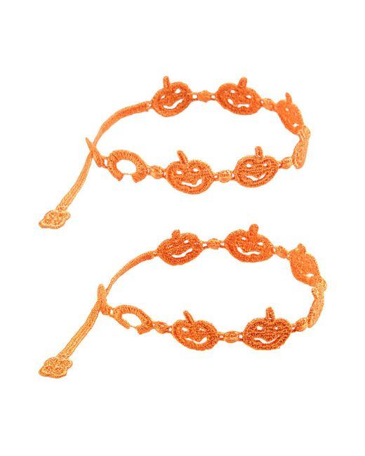 Cruciani - Orange Bracelet - Lyst