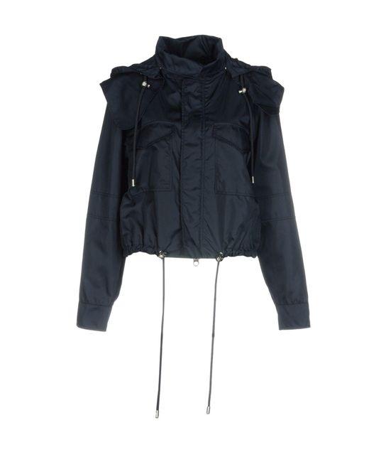 Versus  - Blue Jacket - Lyst
