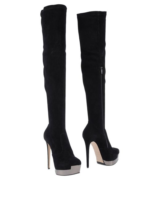 Le Silla | Black Boots | Lyst