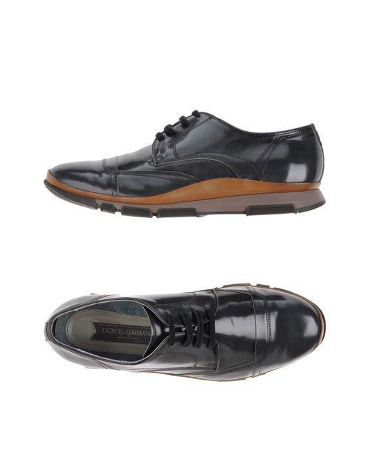 Dolce & Gabbana | Gray Low-tops & Sneakers for Men | Lyst