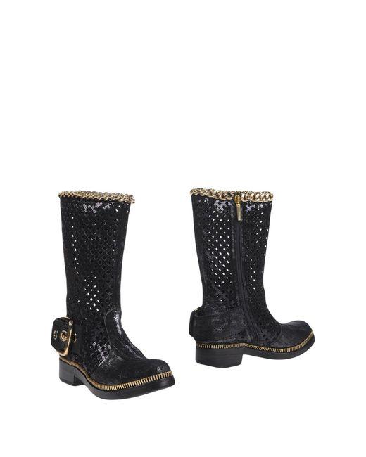 Giancarlo Paoli   Black Boots   Lyst