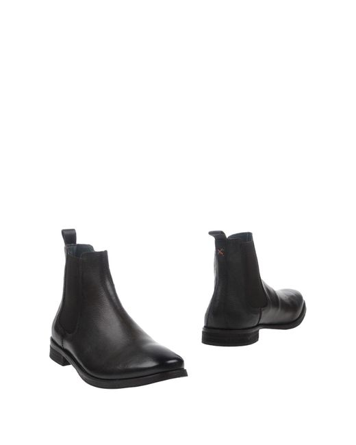 Frank Wright | Brown Ankle Boots for Men | Lyst