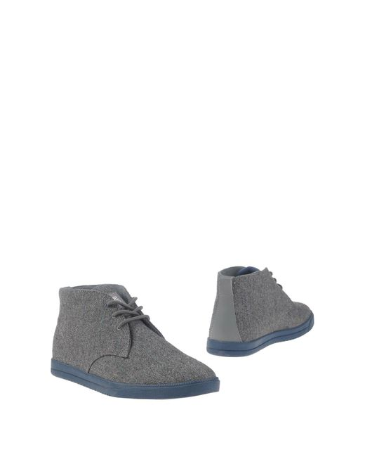 CLAE | Gray Ankle Boots for Men | Lyst