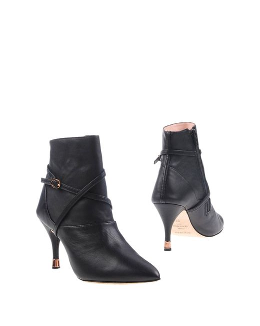 Repetto | Black Ankle Boots | Lyst