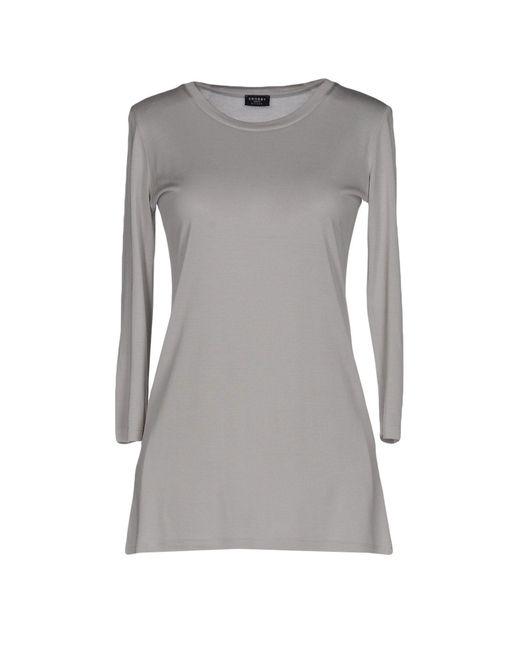 Snobby Sheep   Gray T-shirt   Lyst