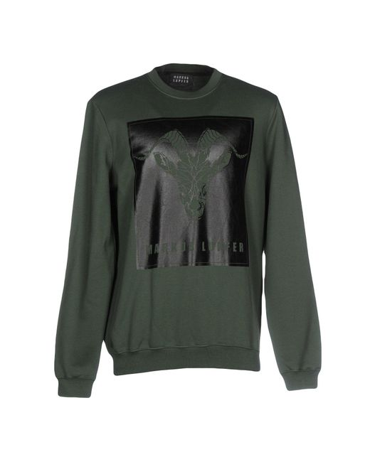 Markus Lupfer | Green Sweatshirt for Men | Lyst