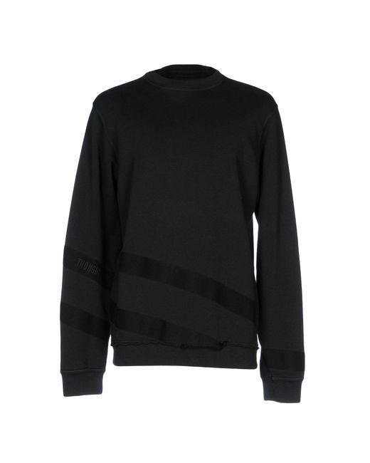 Ring   Black Sweatshirt for Men   Lyst