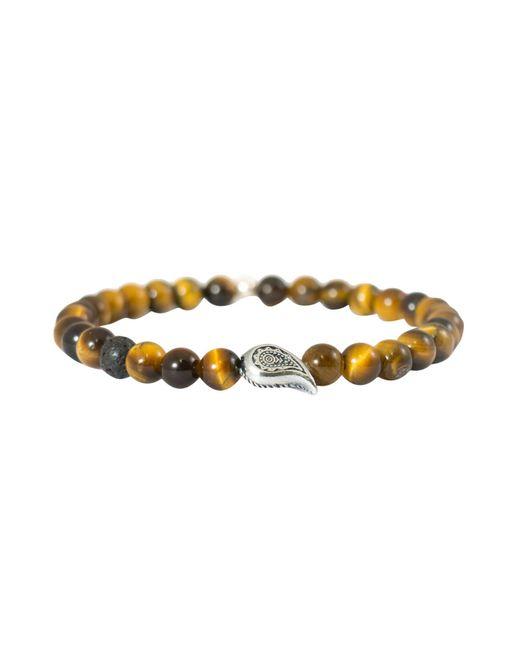 THE JAAR - Metallic Bracelet for Men - Lyst