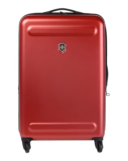 Victorinox - Red Wheeled luggage - Lyst