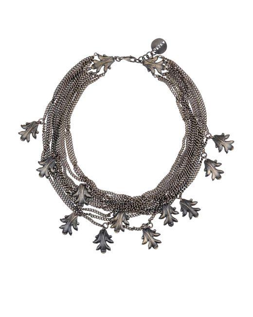 Orska - Metallic Necklaces - Lyst