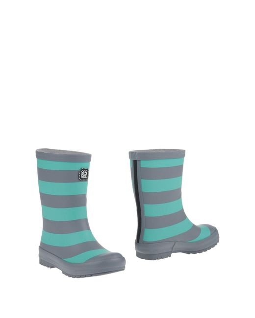 Colors Of California - Gray Boots - Lyst