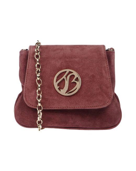 Tosca Blu - Red Cross-body Bags - Lyst