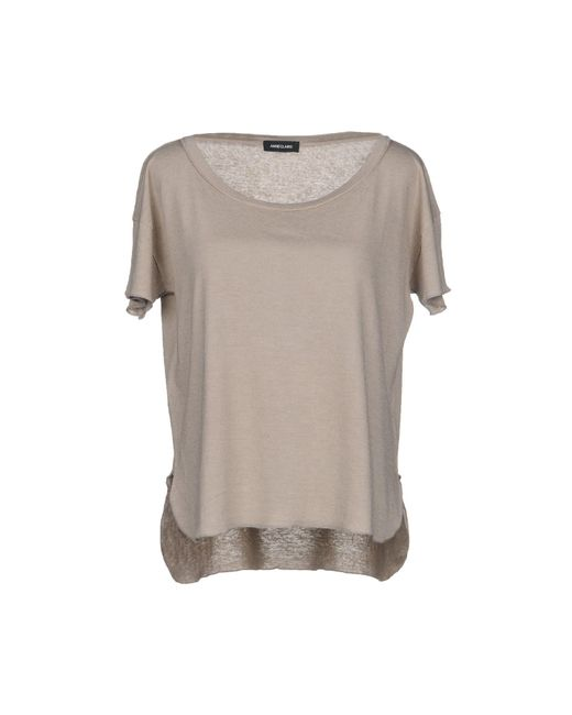 Anneclaire - Natural Sweater - Lyst
