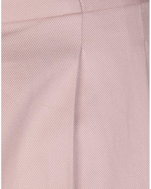 512276d7a0b0 Dolce   Gabbana Casual Pants in Pink for Men - Lyst