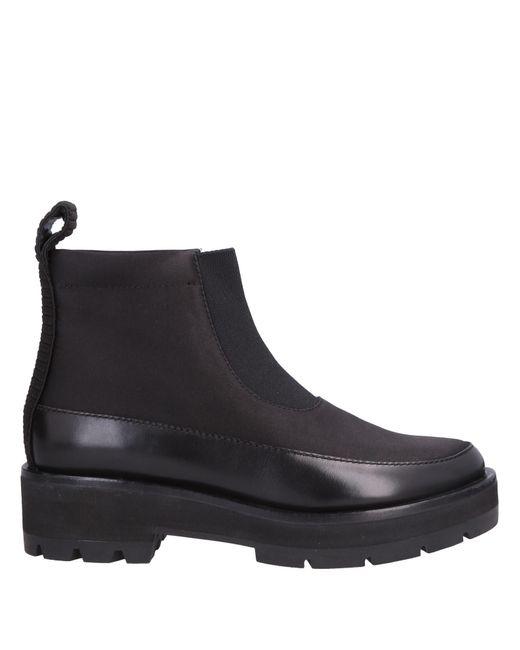 3.1 Phillip Lim - Black Ankle Boots - Lyst