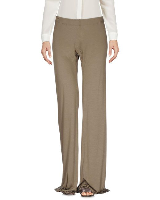 Fisico - Green Casual Pants - Lyst