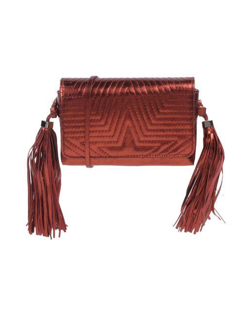 Golden Goose Deluxe Brand - Red Cross-body Bags - Lyst