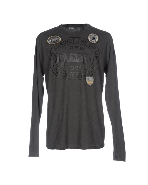 Meltin' Pot - Gray T-shirt for Men - Lyst