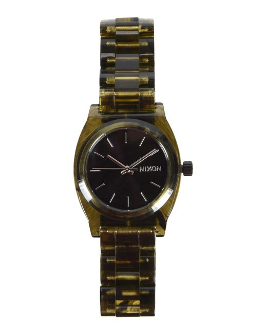 Nixon - Black Wrist Watch - Lyst