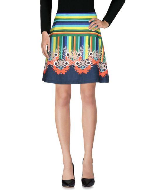 SINDISO KHUMALO   Green Knee Length Skirt   Lyst