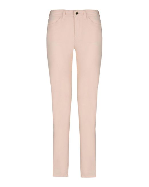 Armani Jeans Pink Casual Pants