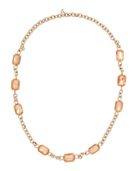 DSquared² - Pink Necklaces - Lyst