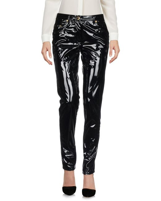 Boutique Moschino - Black Casual Pants - Lyst