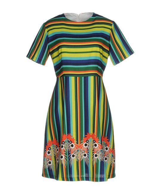 SINDISO KHUMALO   Green Short Dress   Lyst