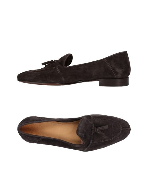 Alberto Fasciani - Brown Loafer for Men - Lyst
