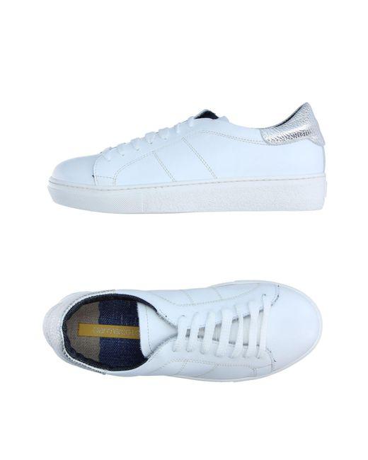Gianmarco Lorenzi - White Low-tops & Sneakers - Lyst