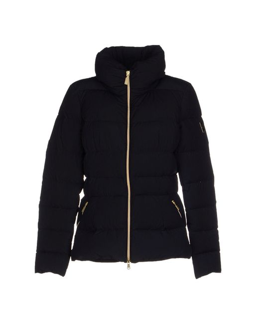 Geospirit - Black Down Jacket - Lyst