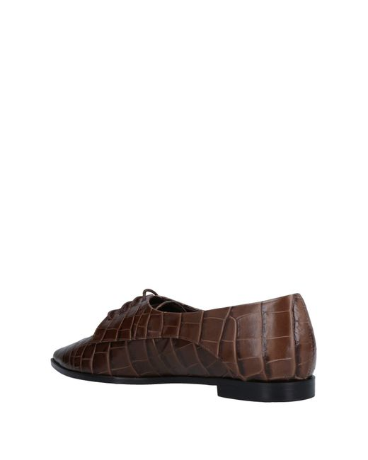 in Brown Shoe up Lyst Magrit Lace RwBqn10