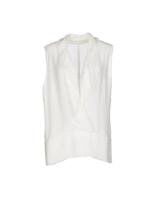 Mauro Grifoni - White Top - Lyst