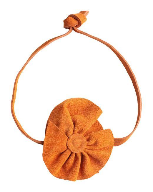 Carla G - Orange Necklace - Lyst